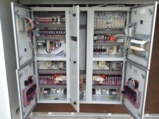 Treatment Plant Electrical Control Panel
