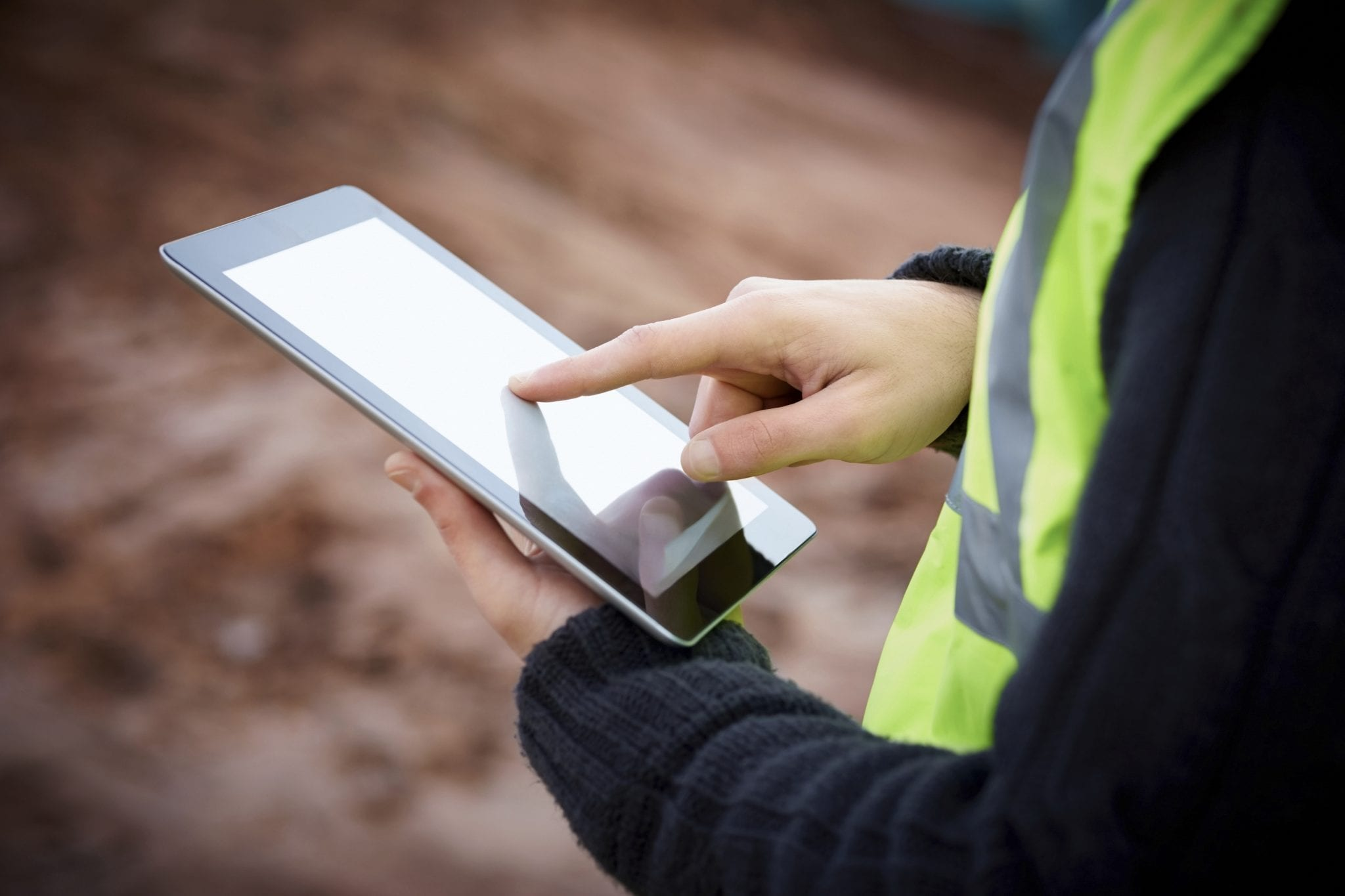 Service Engineer iPad