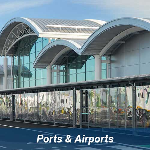 Ports & Airports