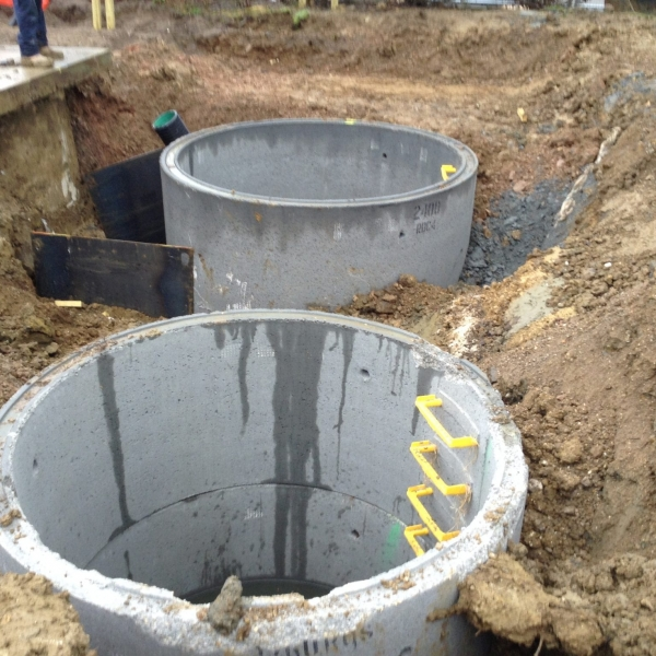 Water & Waste Water Services | Construction & Civil